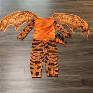 How Train your Dragon Monstrous Nightmare costume